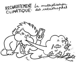 Capture - La Plume du peintre - Meilleur dessin de presse Lycée 2018bis